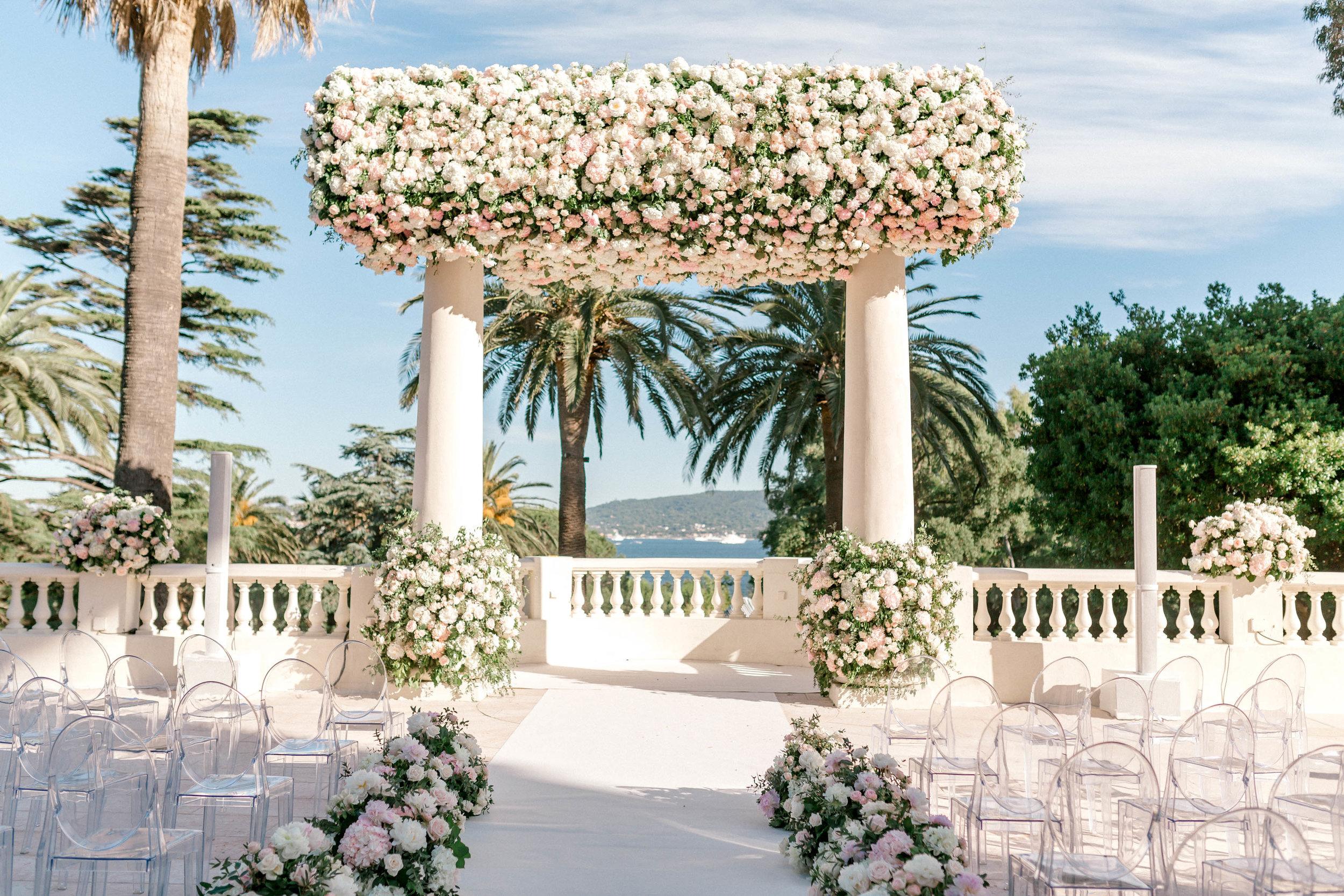 Le Beauvallon flower arch.jpg