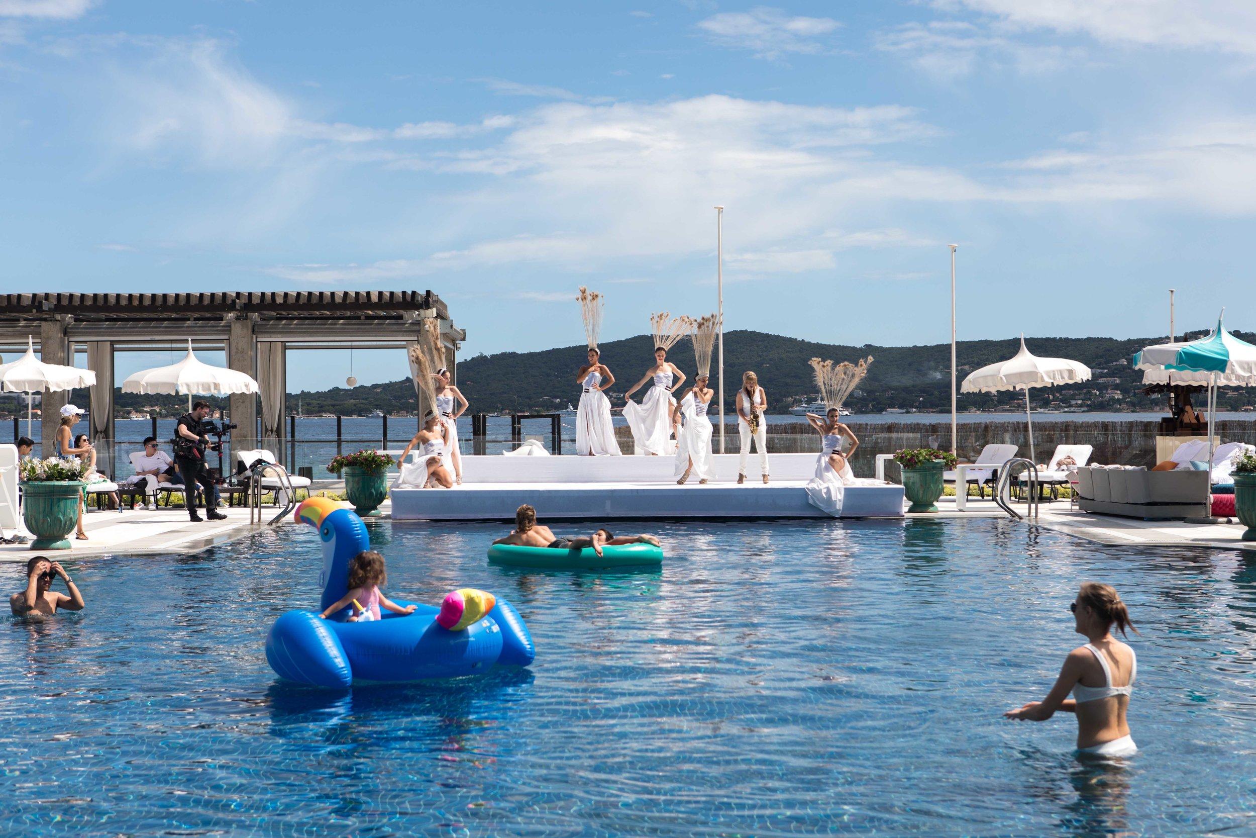 Le Beauvallon Pool Party Entertainment.jpg