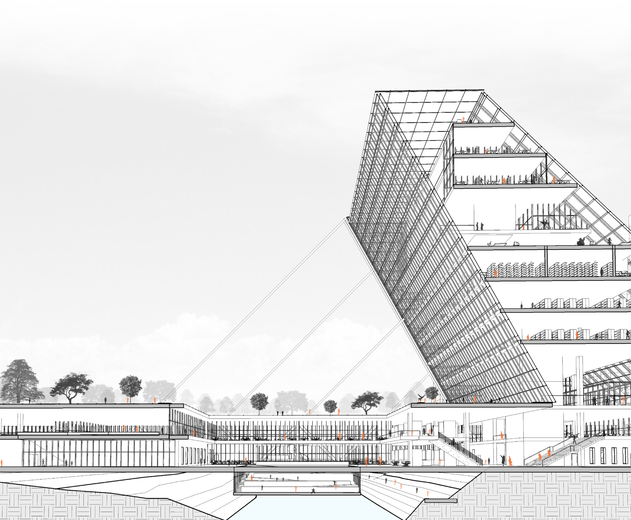 Design proposal by Alexander Petrounine