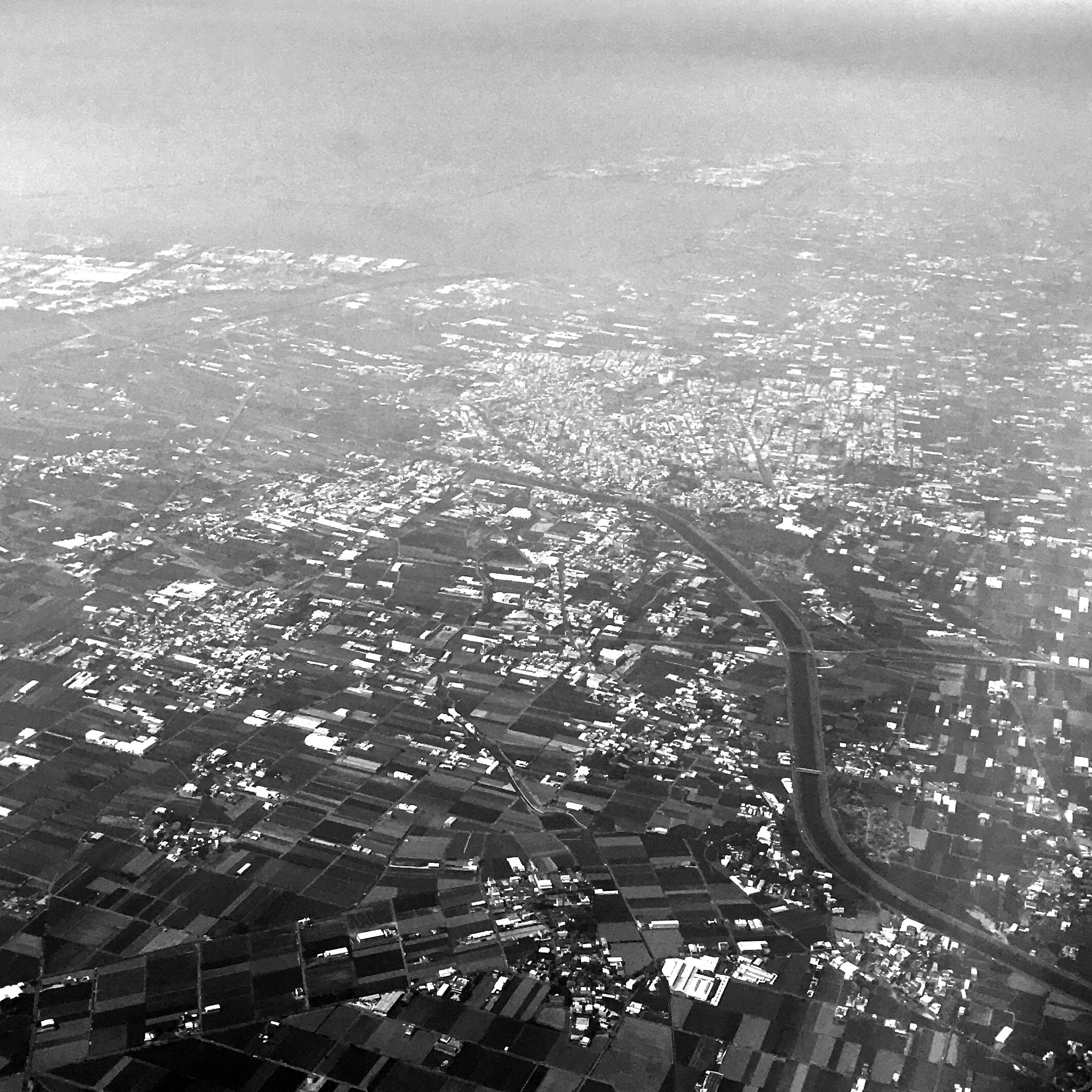 Taichung City Aerial