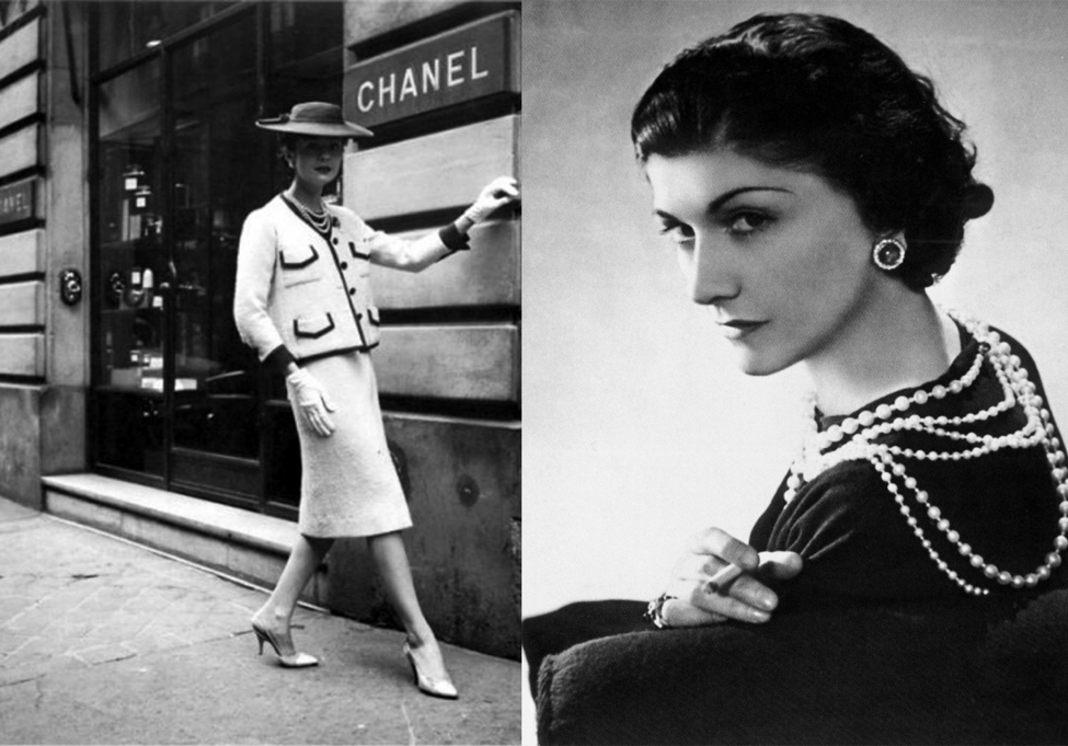 Coco Chanel in the 1920s