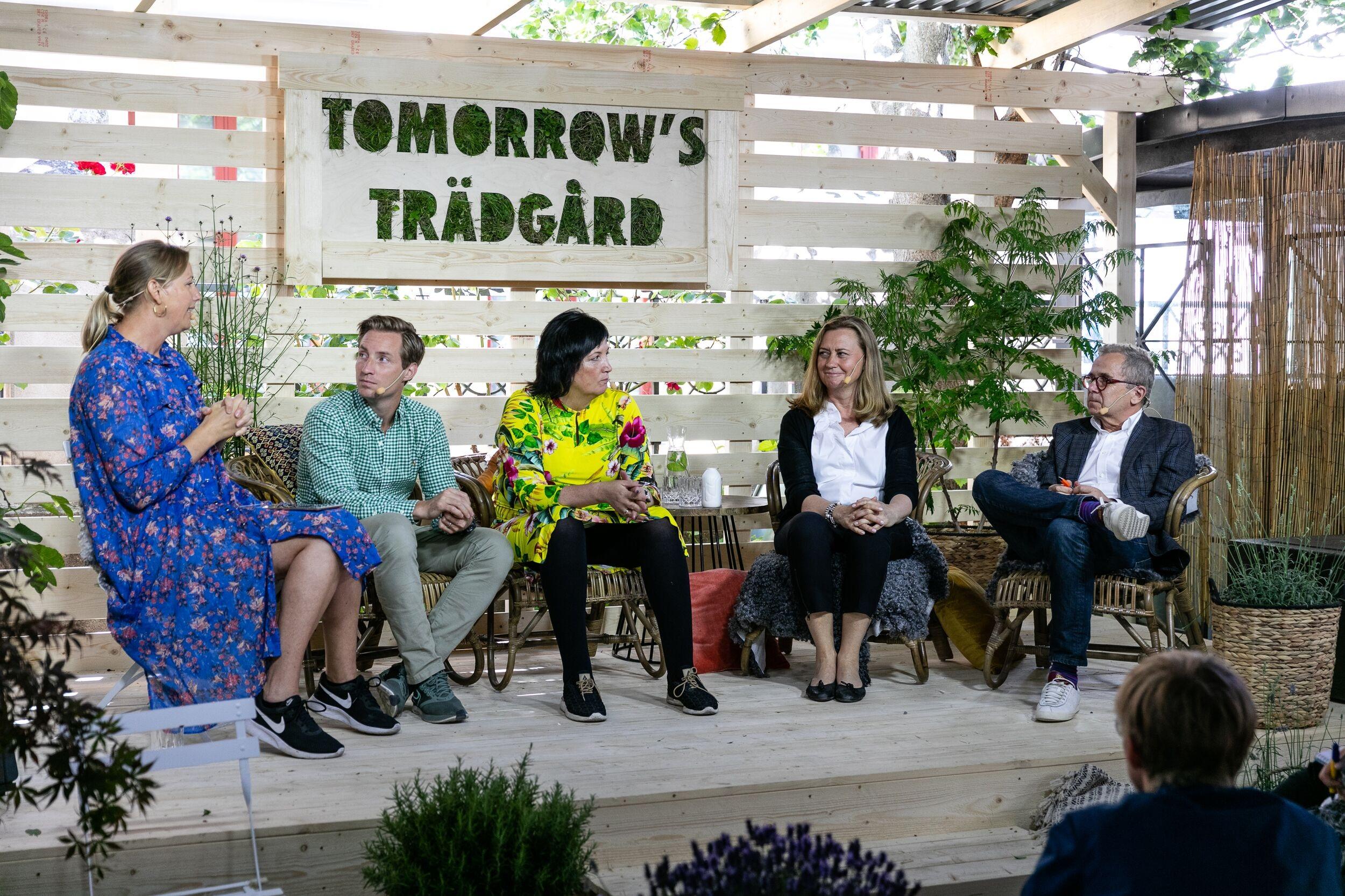 Tomorrow's Trädgård