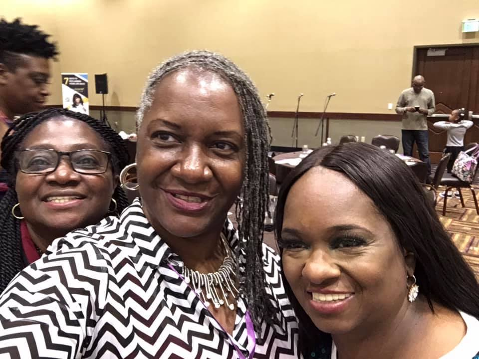 LIFT Conference 2018 with Mary Beasley and Co-Host Donna Izzard.