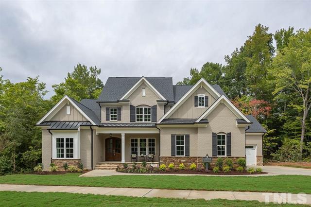 Wake Forest - Lakestone - Luxury custom home built by award winning Exeter Building Company