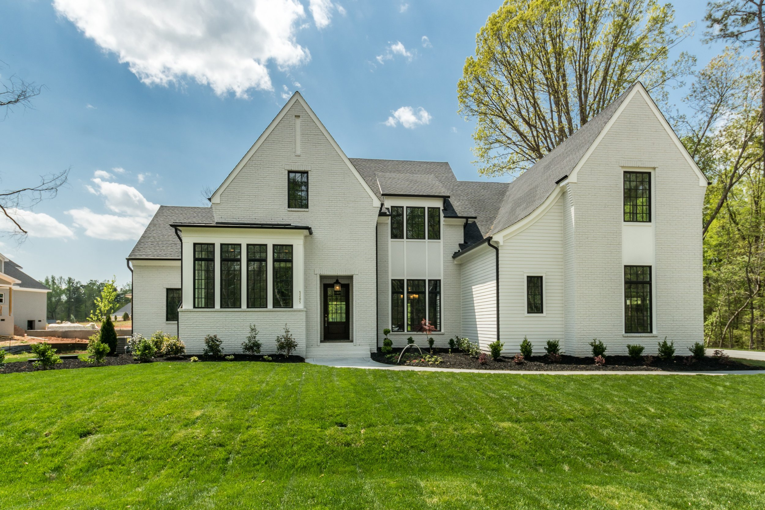 Downtown Raleigh - ITB - 3437 Churchill - Luxury Custom Homes built by award winning Exeter Building Company
