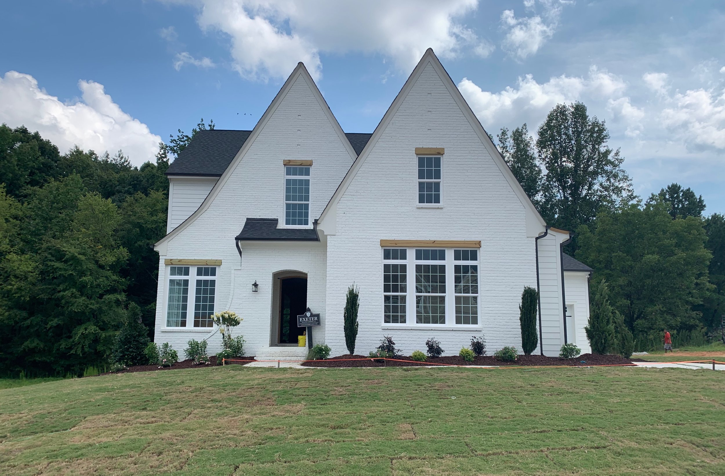 Wake Forest - Stonewater - Luxury Custom home built by award winning Exeter Building Co.