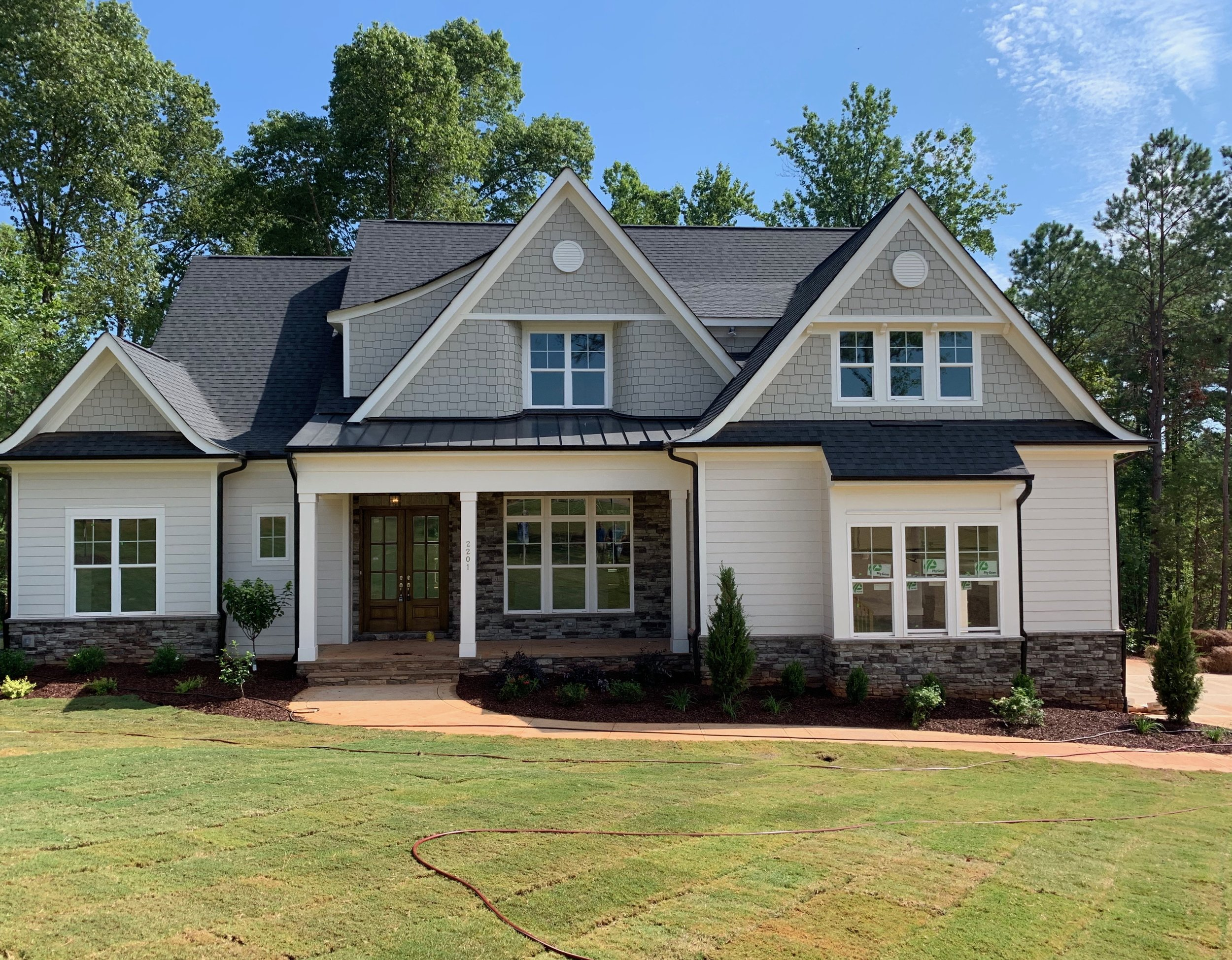 Wake Forest - Camberly Estates - Luxury Custom Homes built by Exeter Building Company
