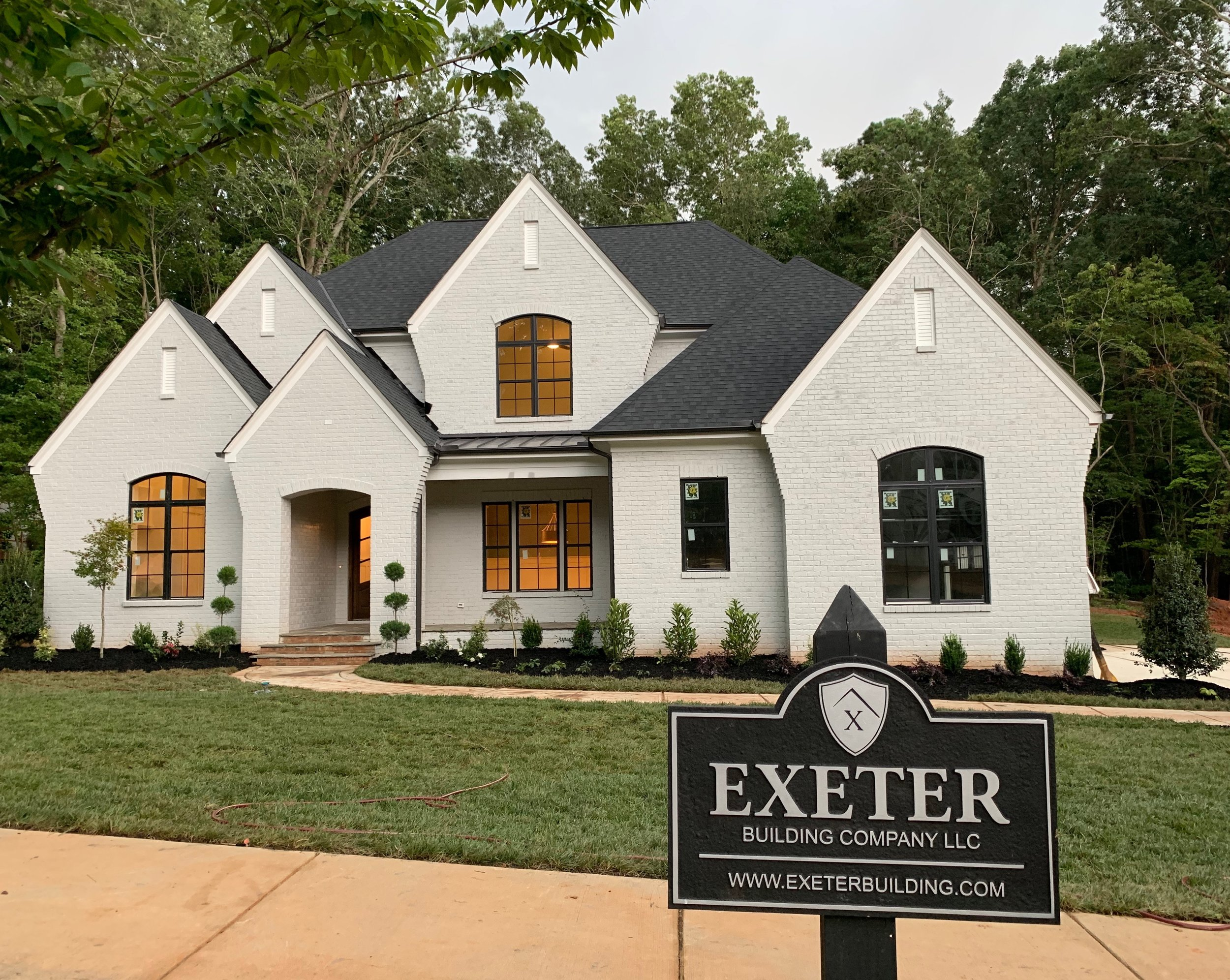 Downtown Raleigh - ITB - 3513 Catalano Place - Luxury Custom Homes built by Exeter Building Company