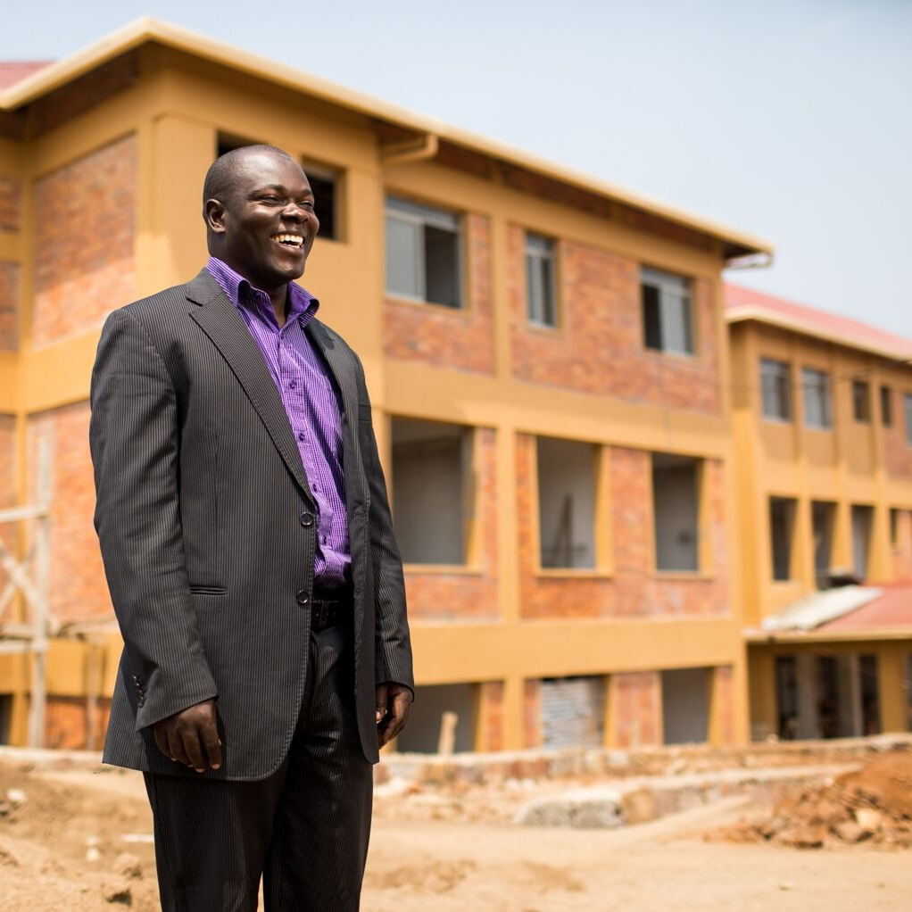 Dr. Sam Kagali - Much To Be Done