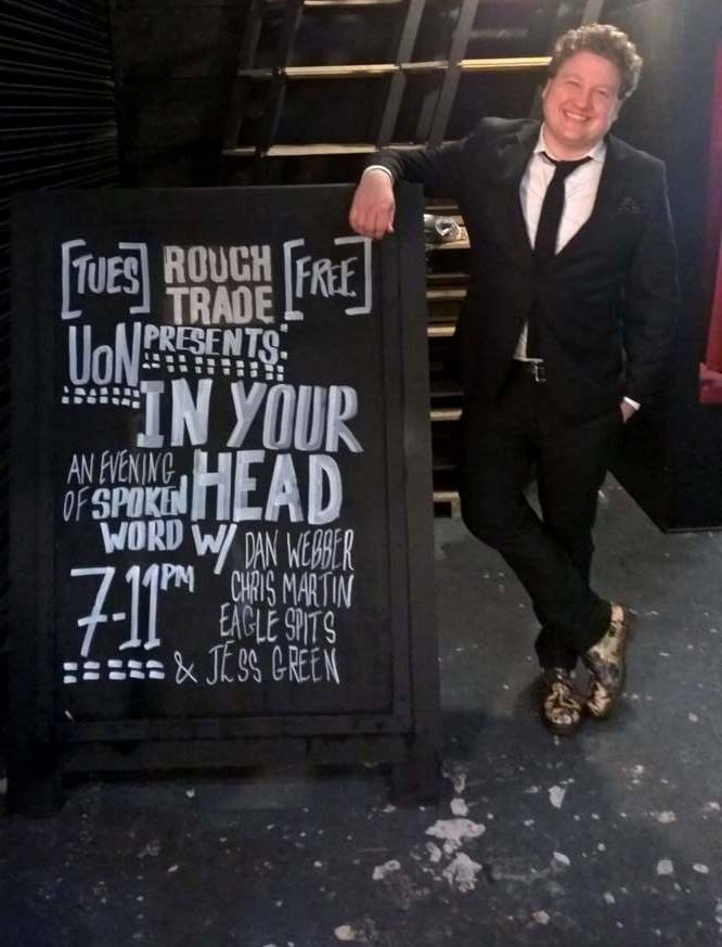Words about Mental Health at Rough Trade, Nottingham