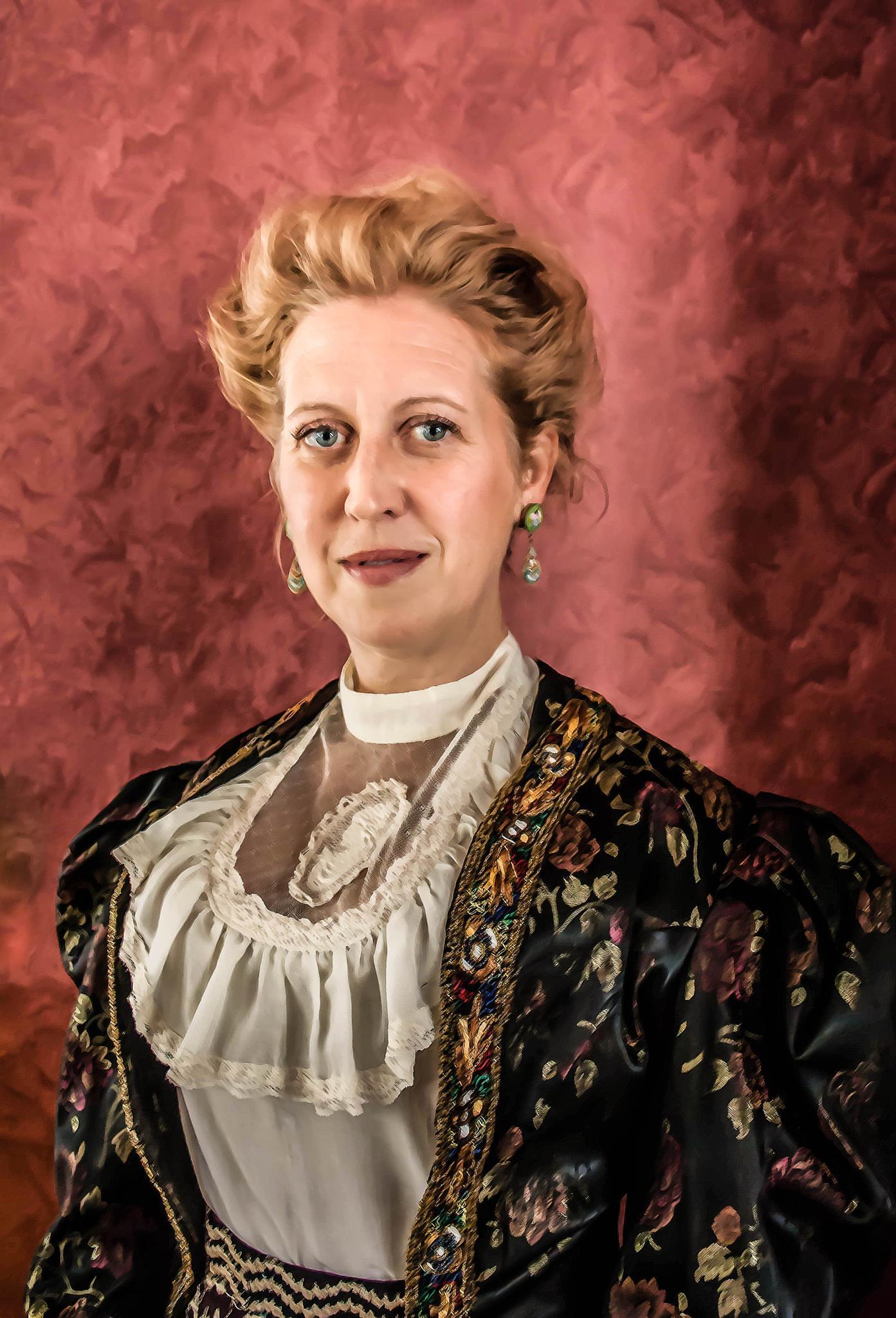 Lady Rebecca Hull