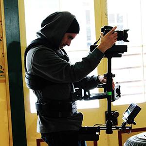 Michael Kroetsch - Camera Operator