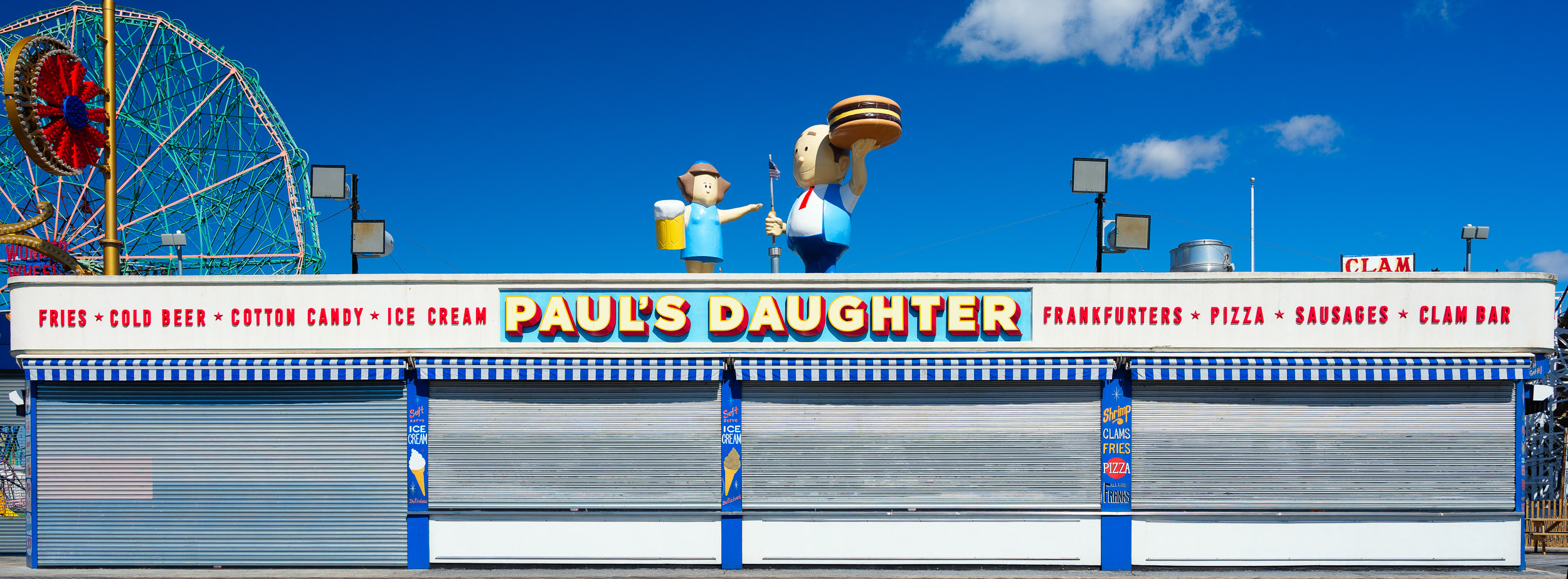 Paul's Daughter restaurant