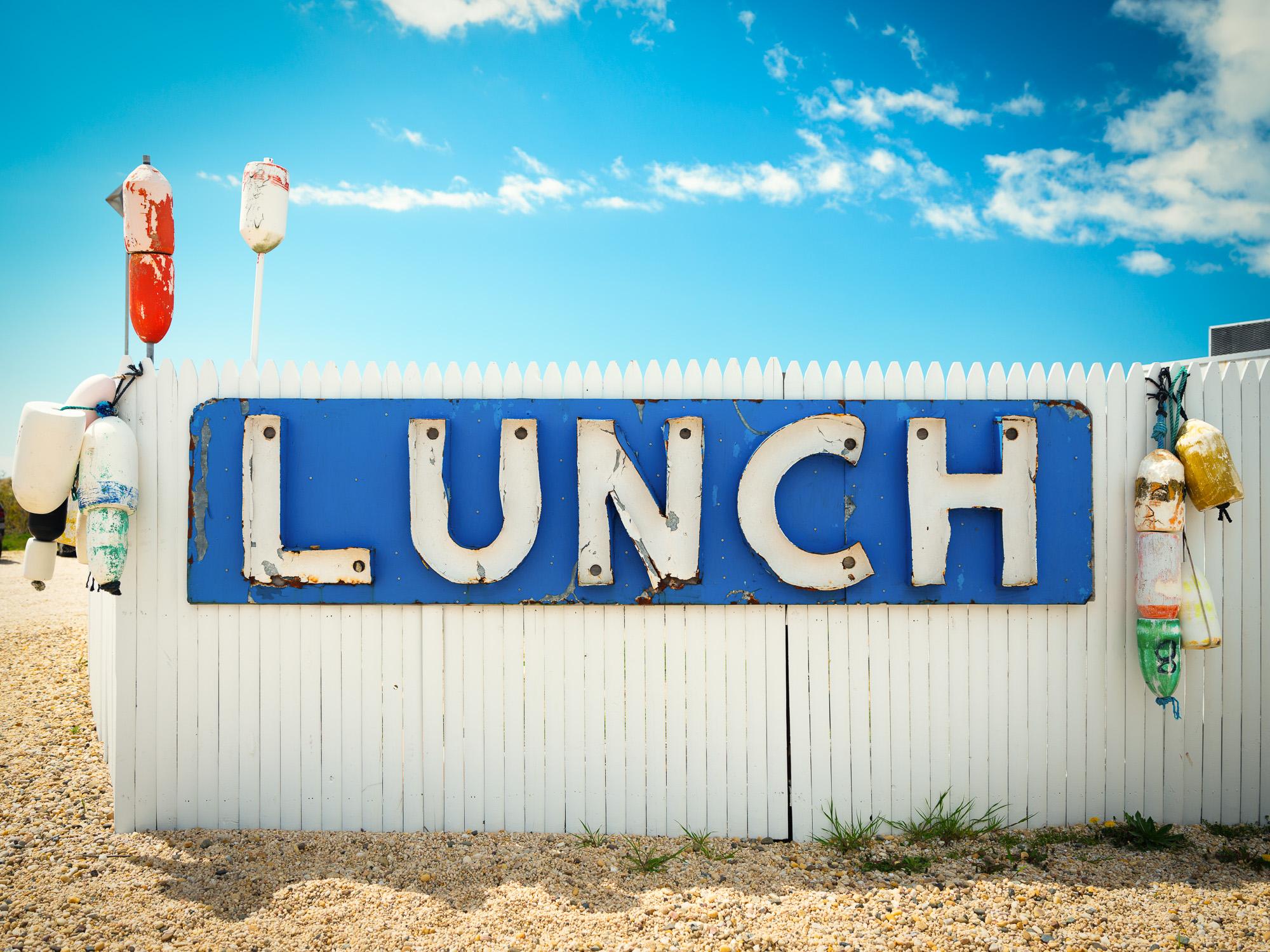 Lobster Roll / Lunch, Amagansett