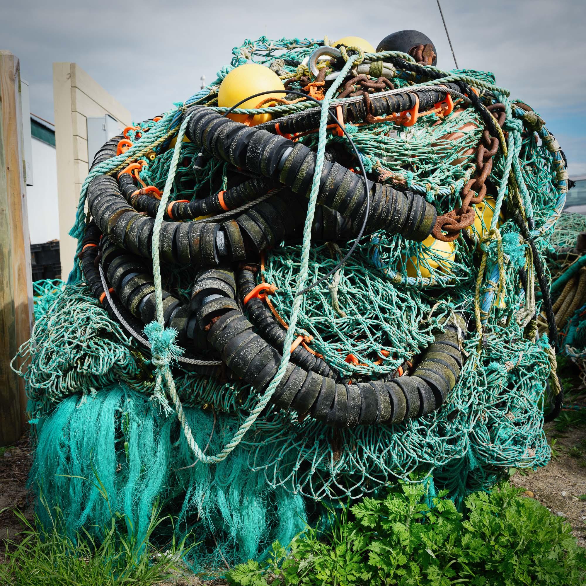 Fisherman's Netting VIII