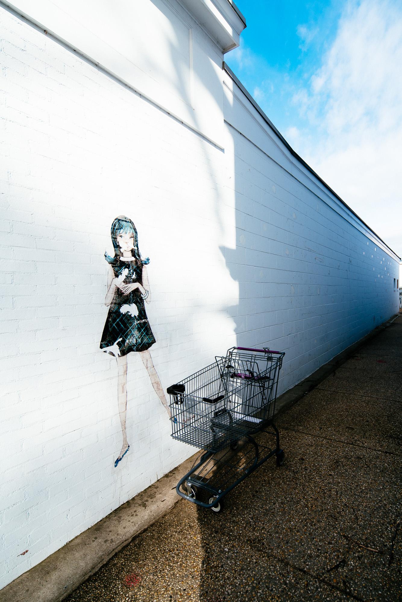 East Hampton Alley