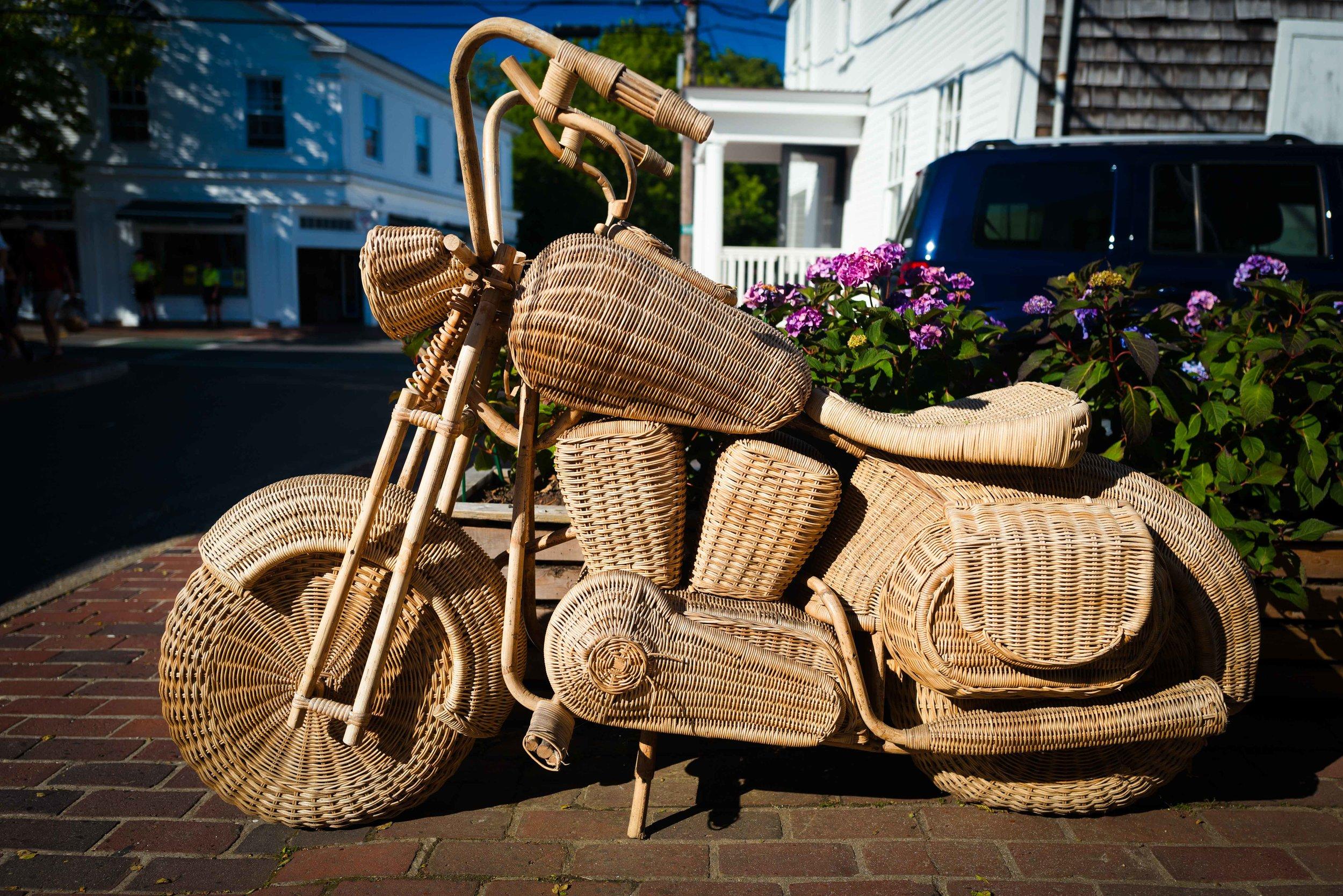 Wicker Ride