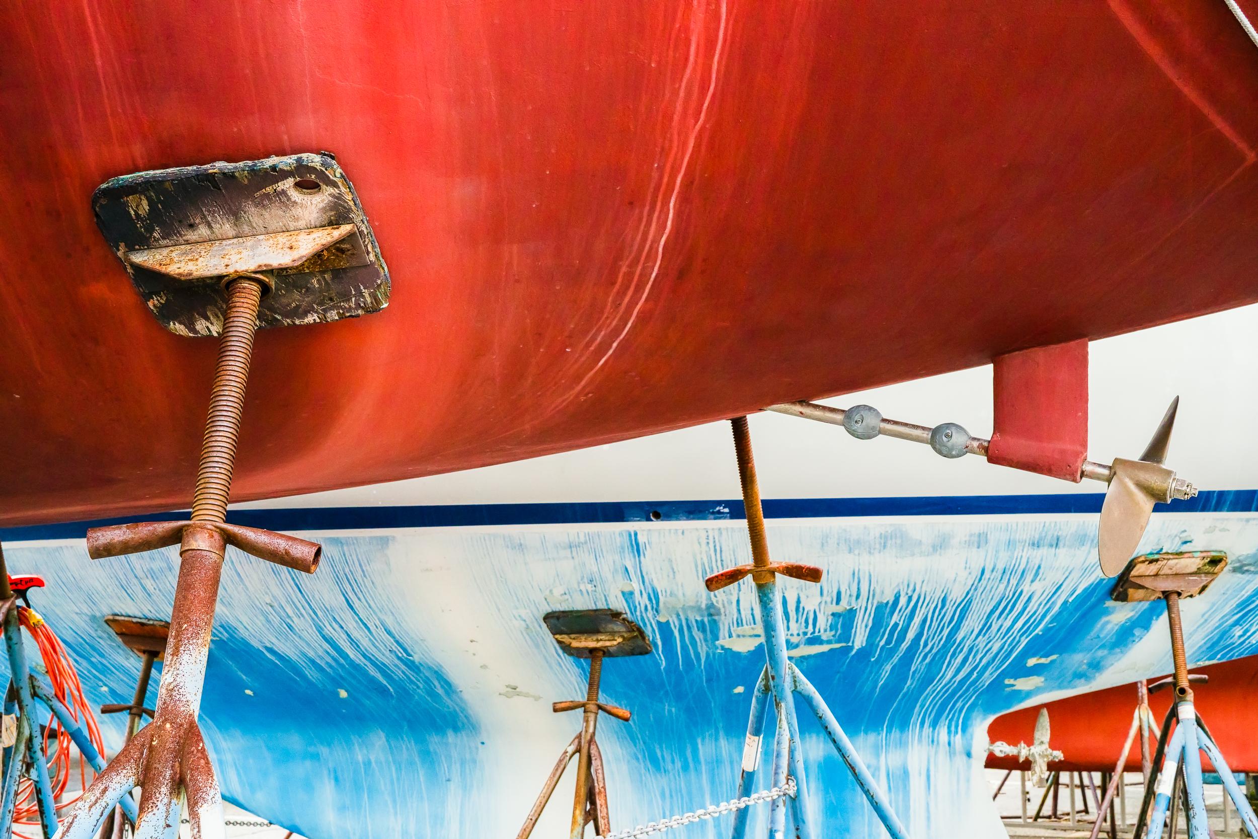 Boat Work