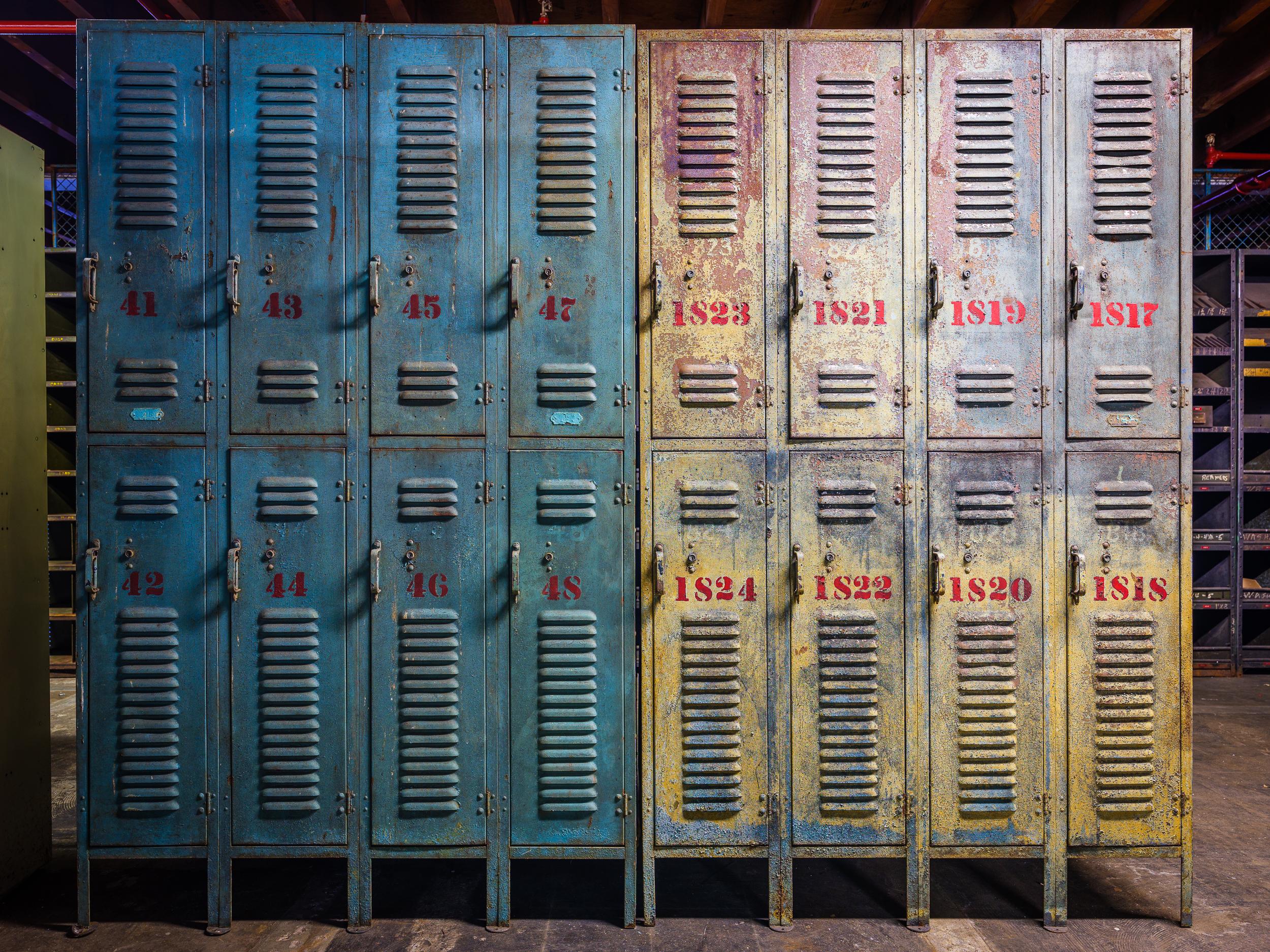 Locker Series V