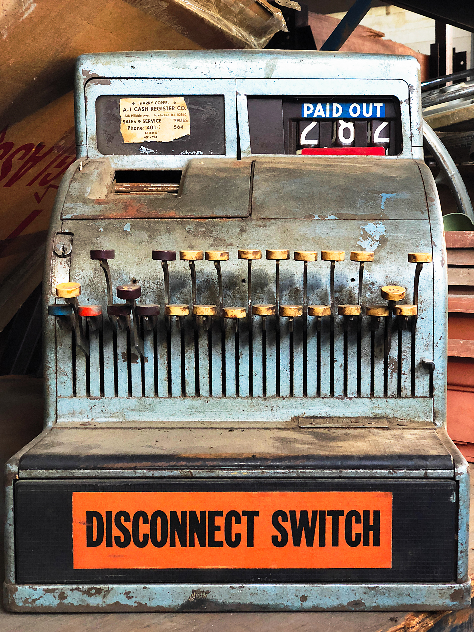 Disconnect Switch