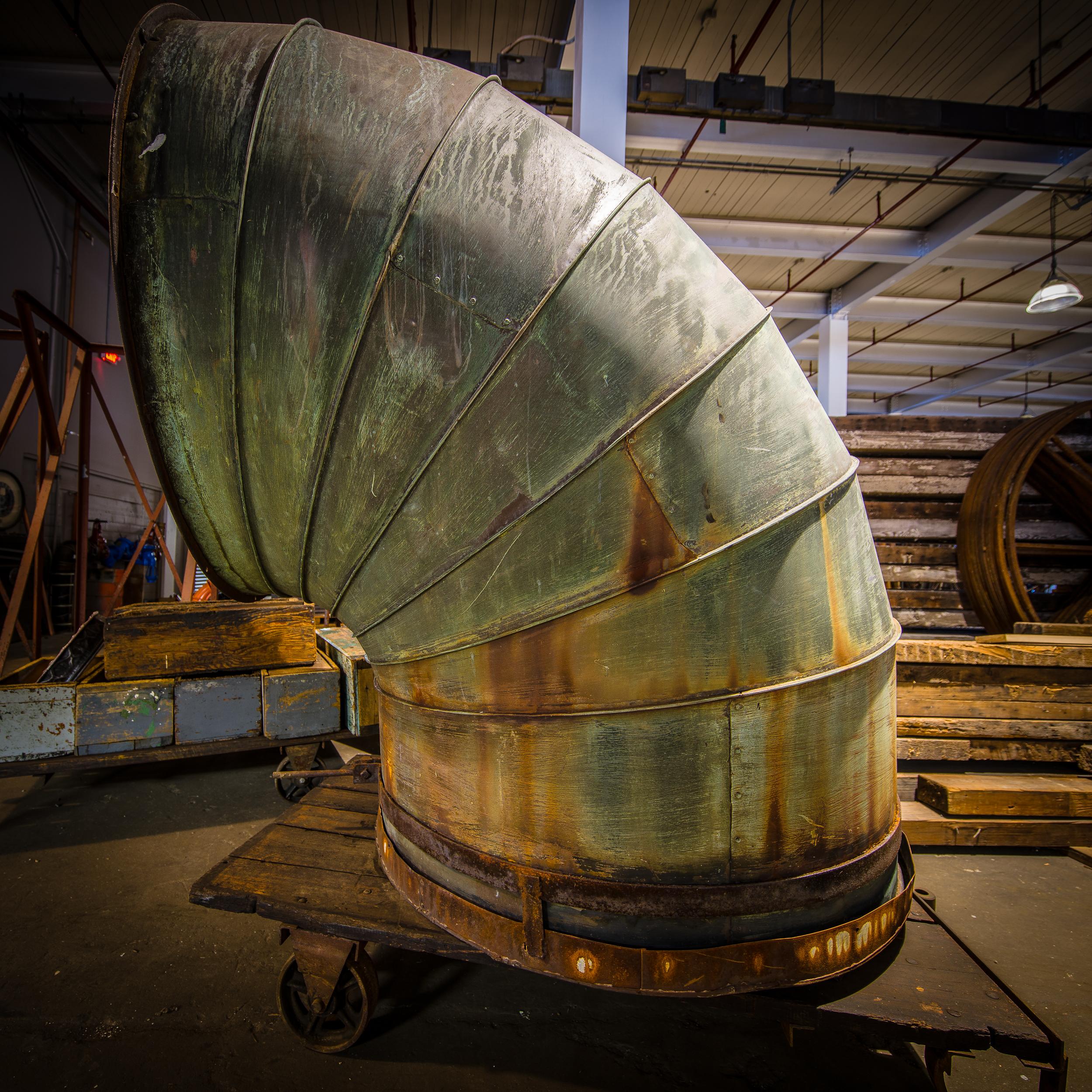 Industrial Form Series VIII