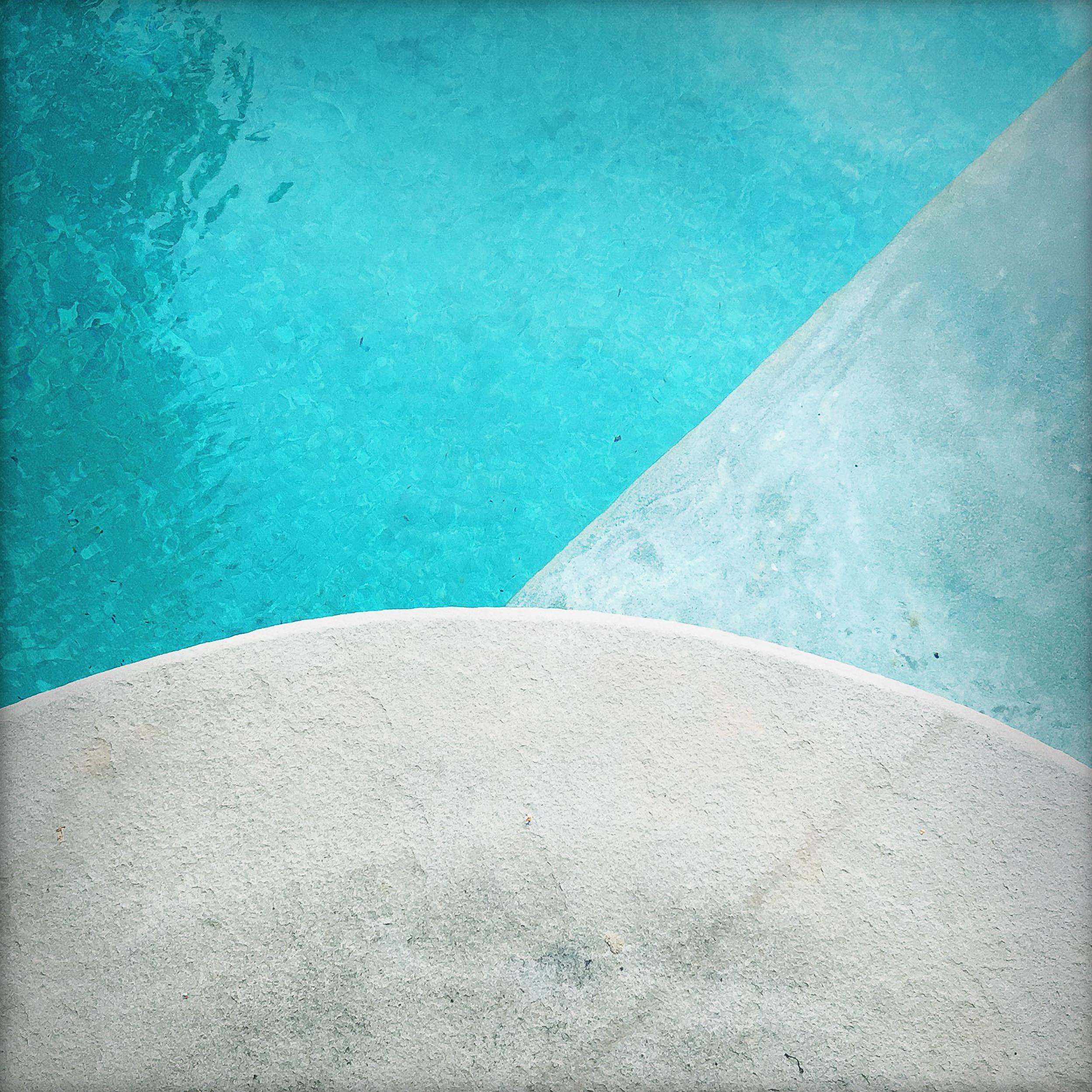 Pool Step Series II