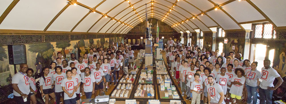 2015 CAMP - 4-Day Camp71 Registered Students30 Volunteers10% Scholarships (FREE)$12,600 Raised$39.99 Fee1 Field Trip