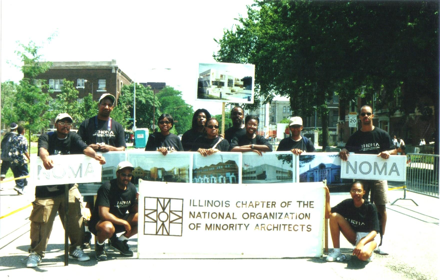 2000 - Bud Billiken Day Parade