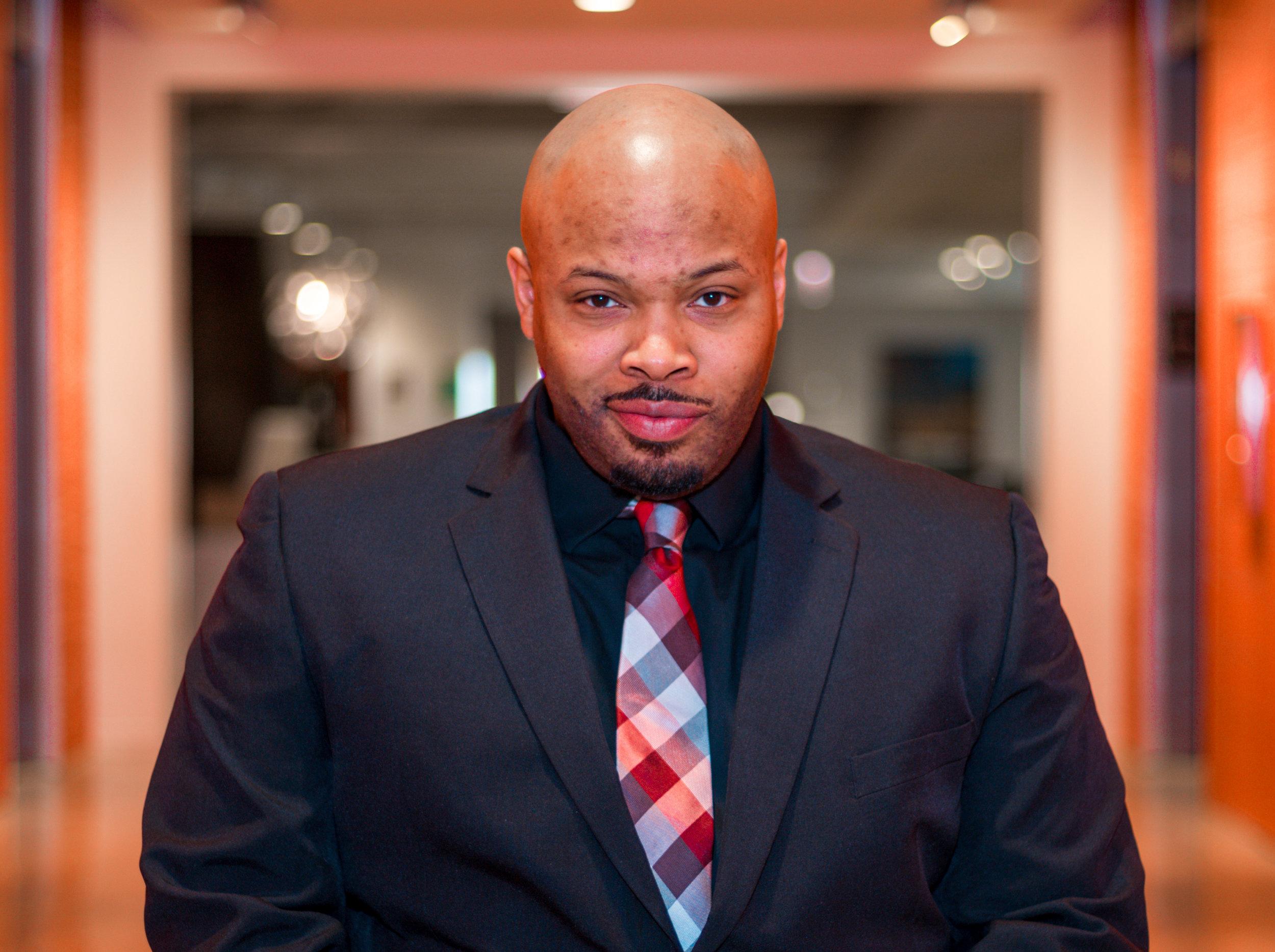 Mntambo Fisher - CannonDesign - I-NOMA Treasurer