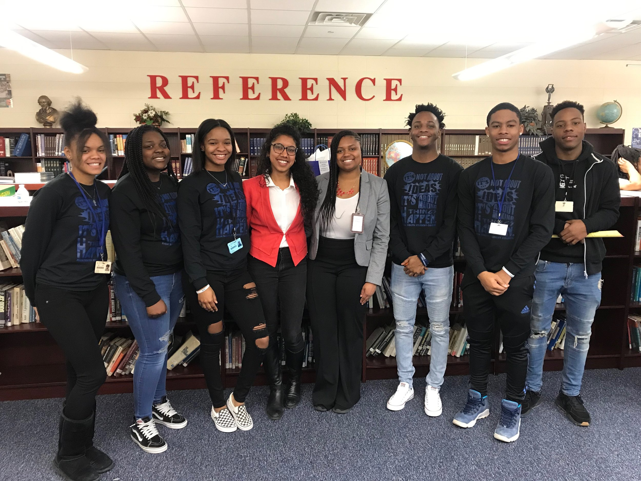 Career Day | Rich South High School 2019