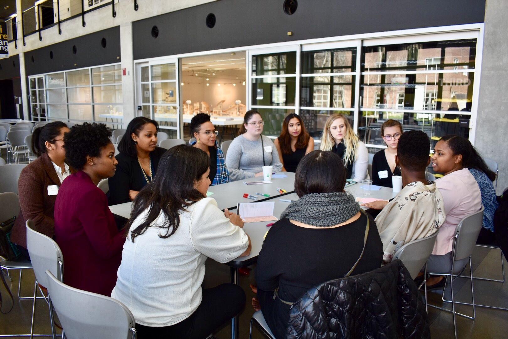 2019 - UWM NextGen Symposium - Women Breakout Session