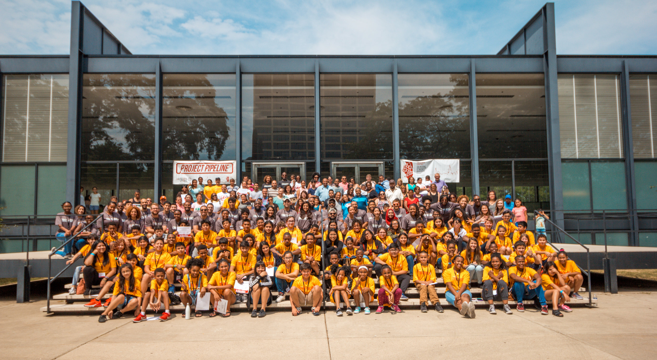 Project Pipeline Summer Camp 2018