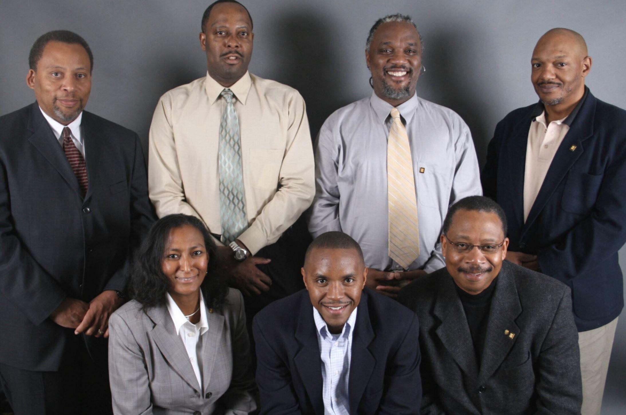 2008 I-NOMA Board