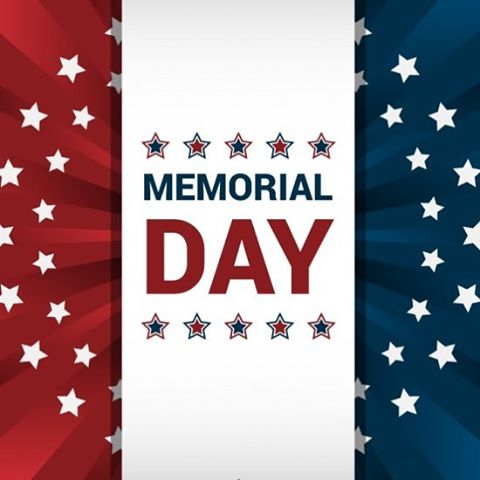 Thank you HEROS that fought for our freedom and serve our country! #MemorialDay2017