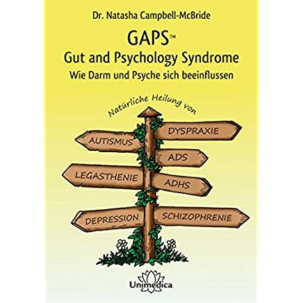 GAPS: Gut and Psychology Syndrom