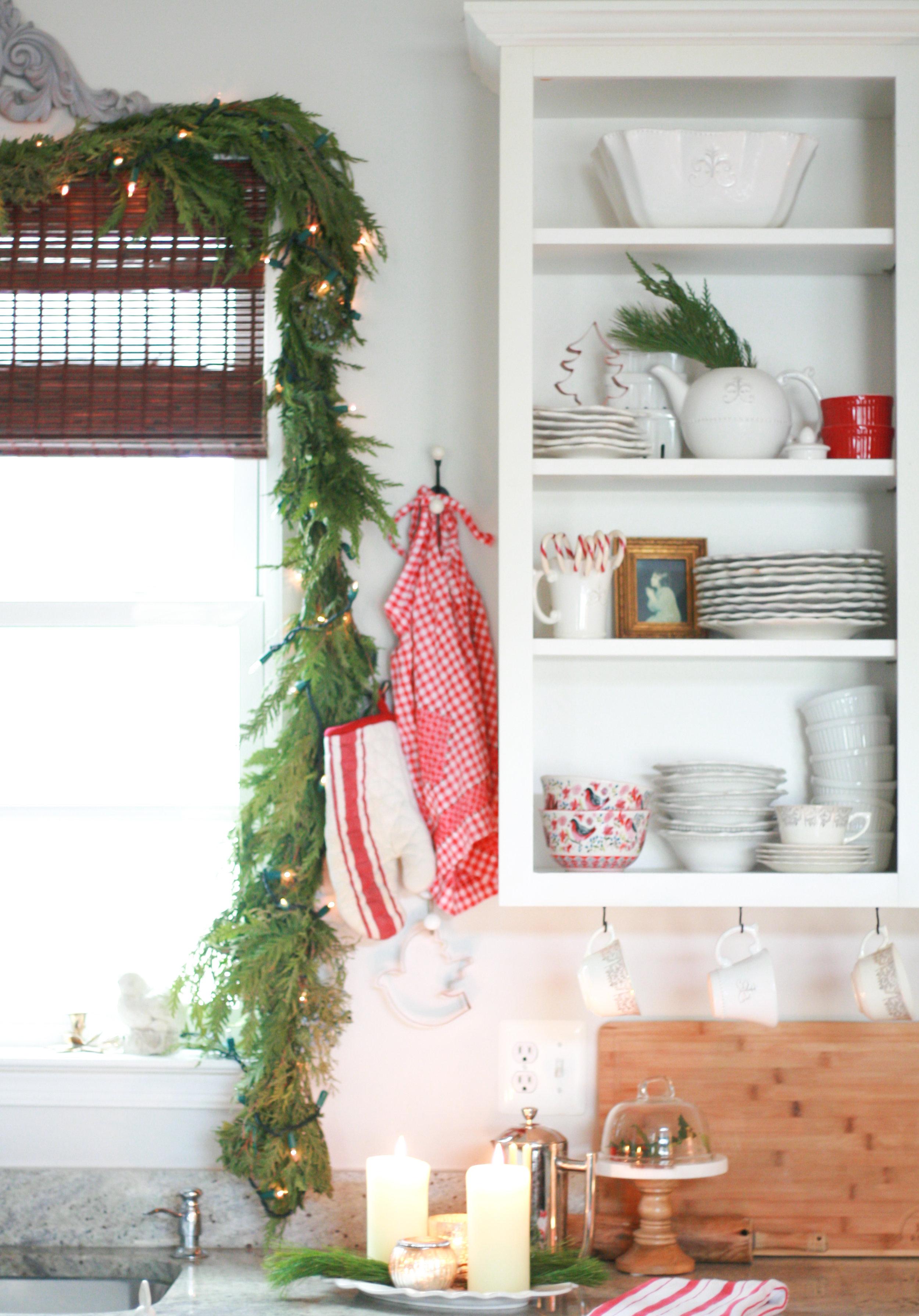 Last year's Christmasy Kitchen!