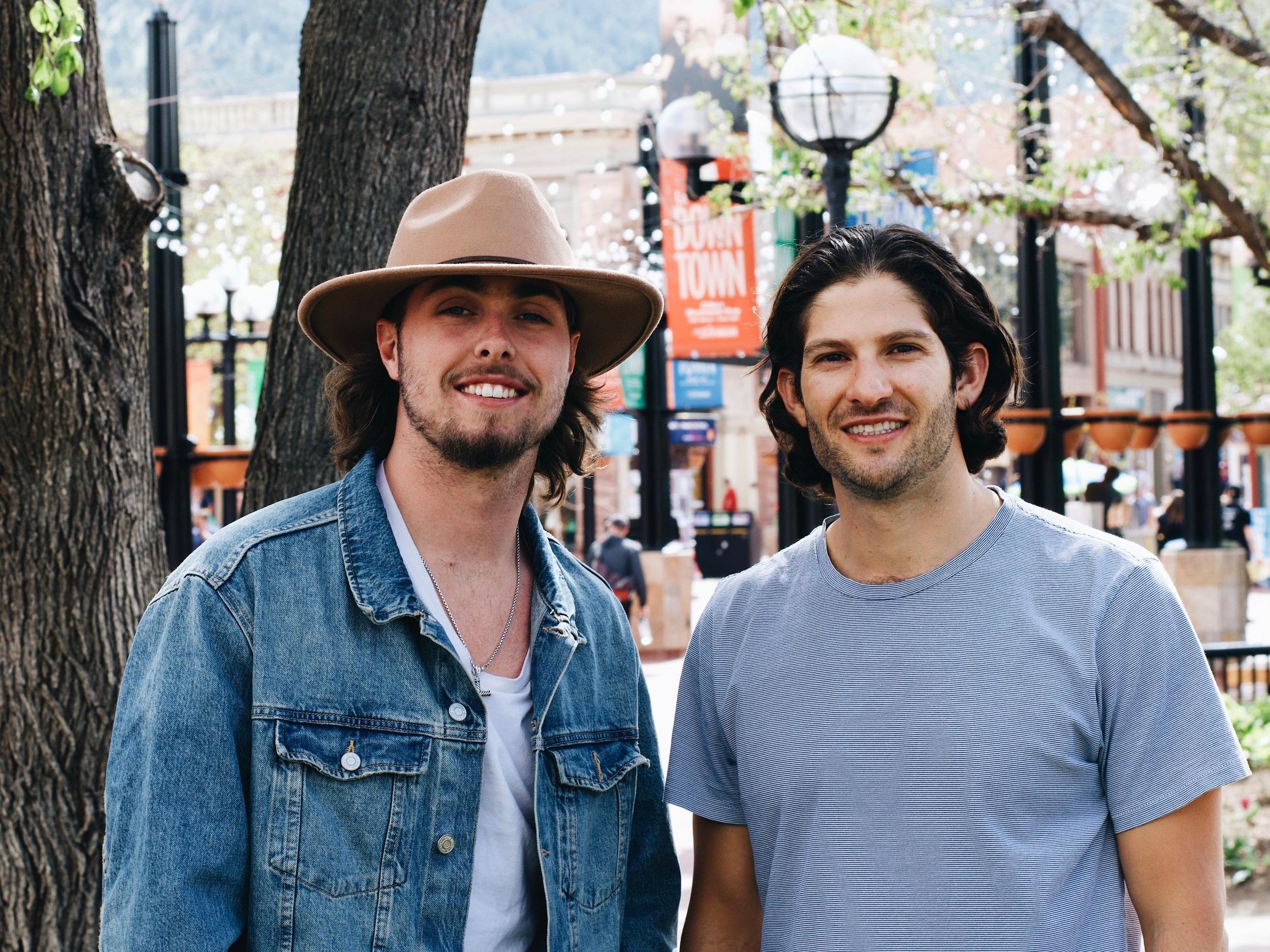 FridayLaughing Goat7am@jakestill@andyeestrella - Jake & Andy (guys)