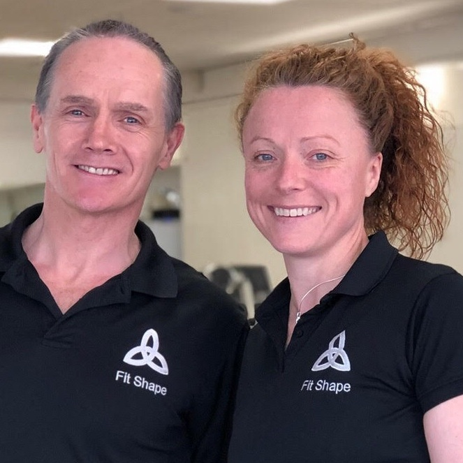 Becky & Nige McDermott (Mrs & Mr Fit Shape)