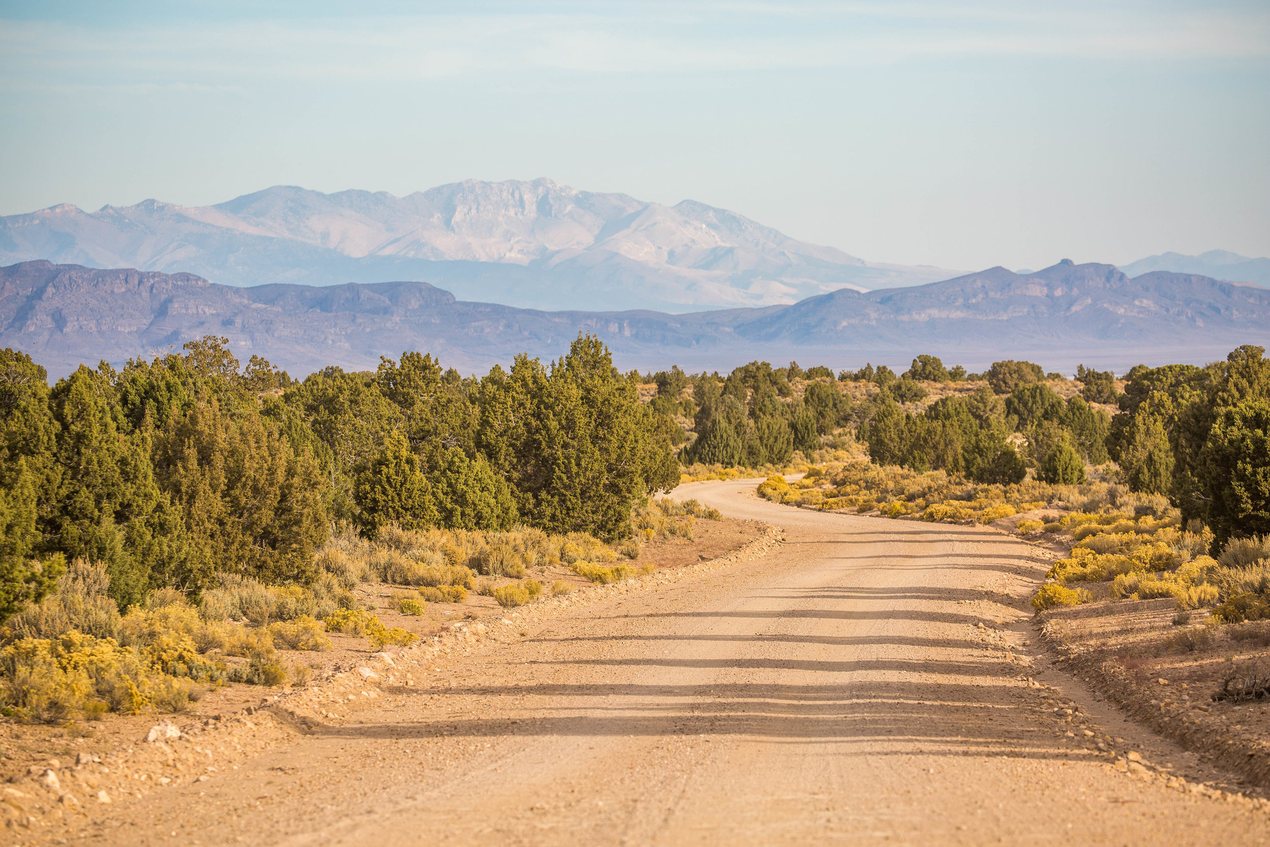 mail summit road - Mail Summit Road through Coal Valley. The road was in a very good condition for the most part when we visited in November 2017. Due to its remoteness it's always good to be prepared with extra supplies and a spare tire, as well as with a good map/GPS.