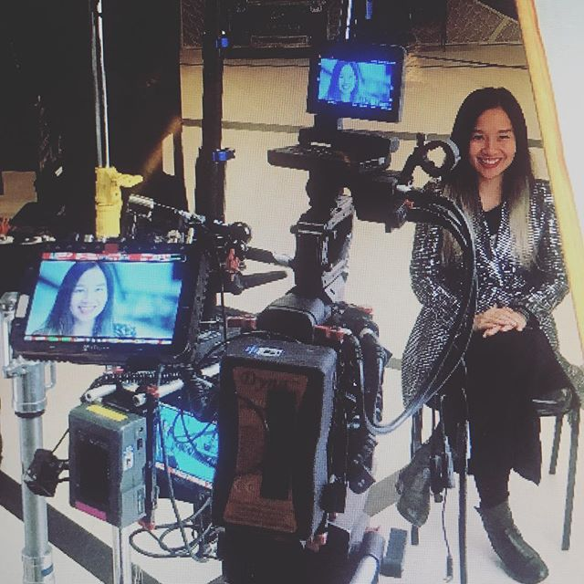Interviewing the luminous and ridiculously talented Vietnamese musician Mai Khoi after her show at National Sawdust. New series about creative risks & free expression out in 2019 - with @msveenarao @maikhoii_  @penamerica and more. 👁 🎬🎨🎻 Thank you @ifpfilm for getting us off the ground in 2017!