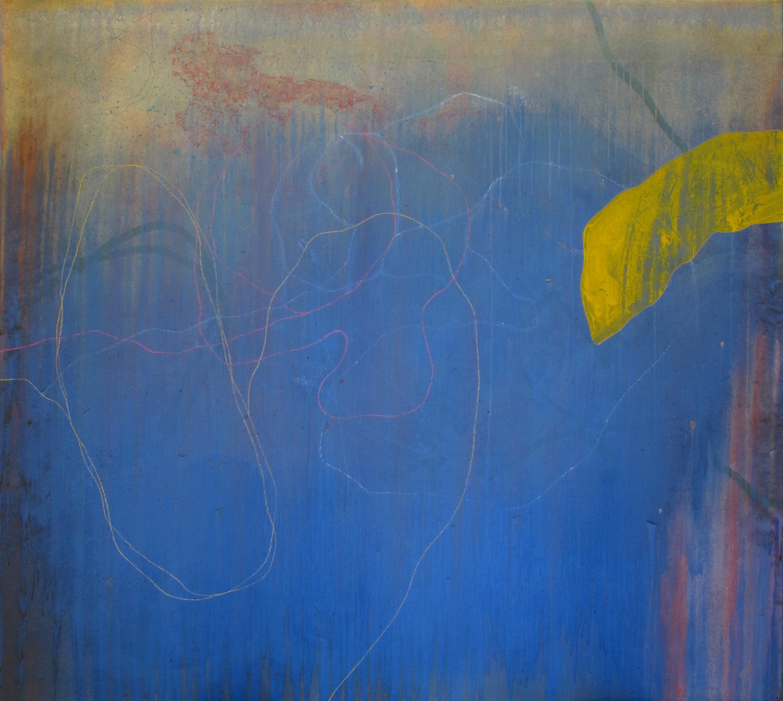 Sense títol,  pintura sobre tela, 178 x152 centímetres 2010