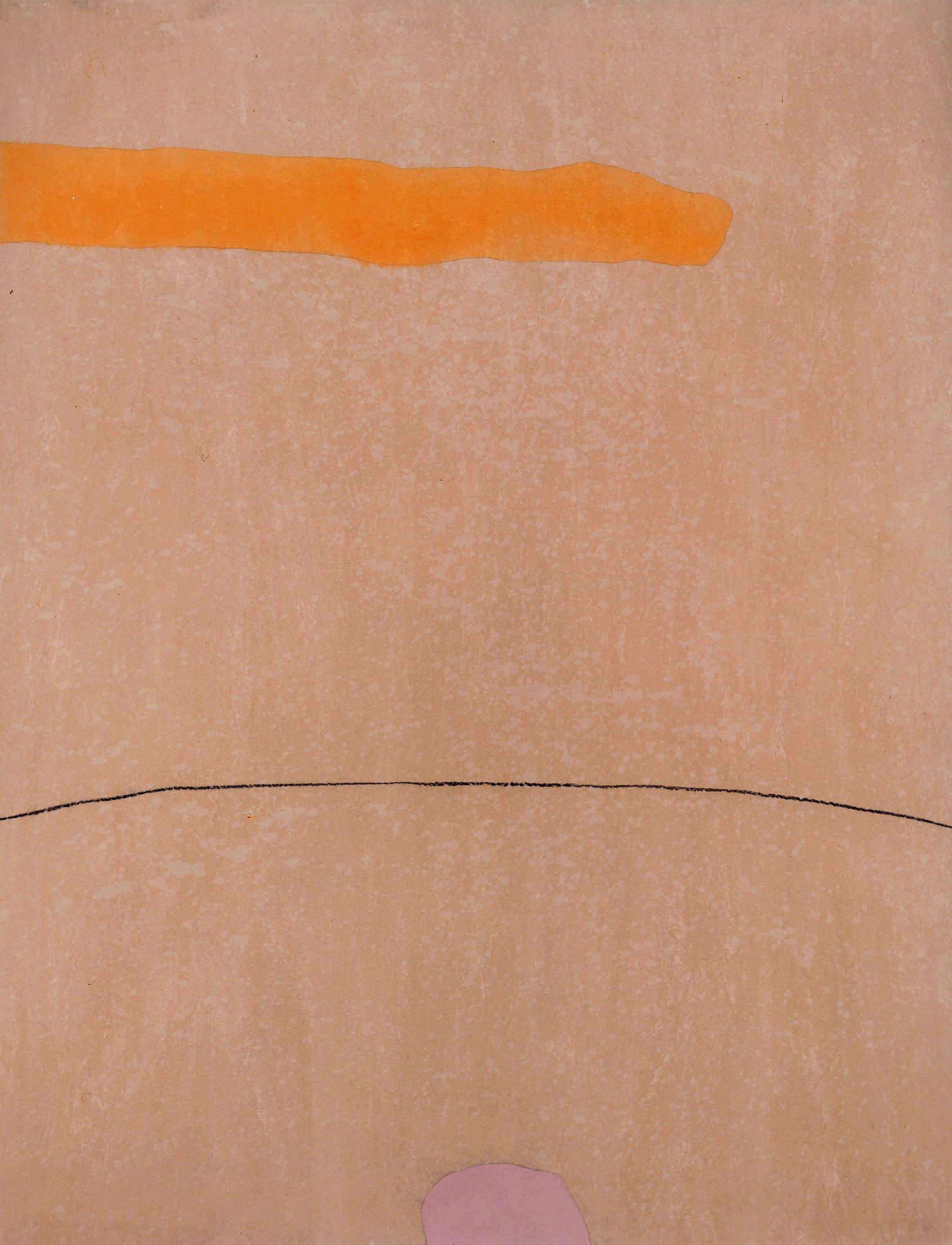 Sense títol,  pintura sobre tela, 195 x 150 centímetres 1992