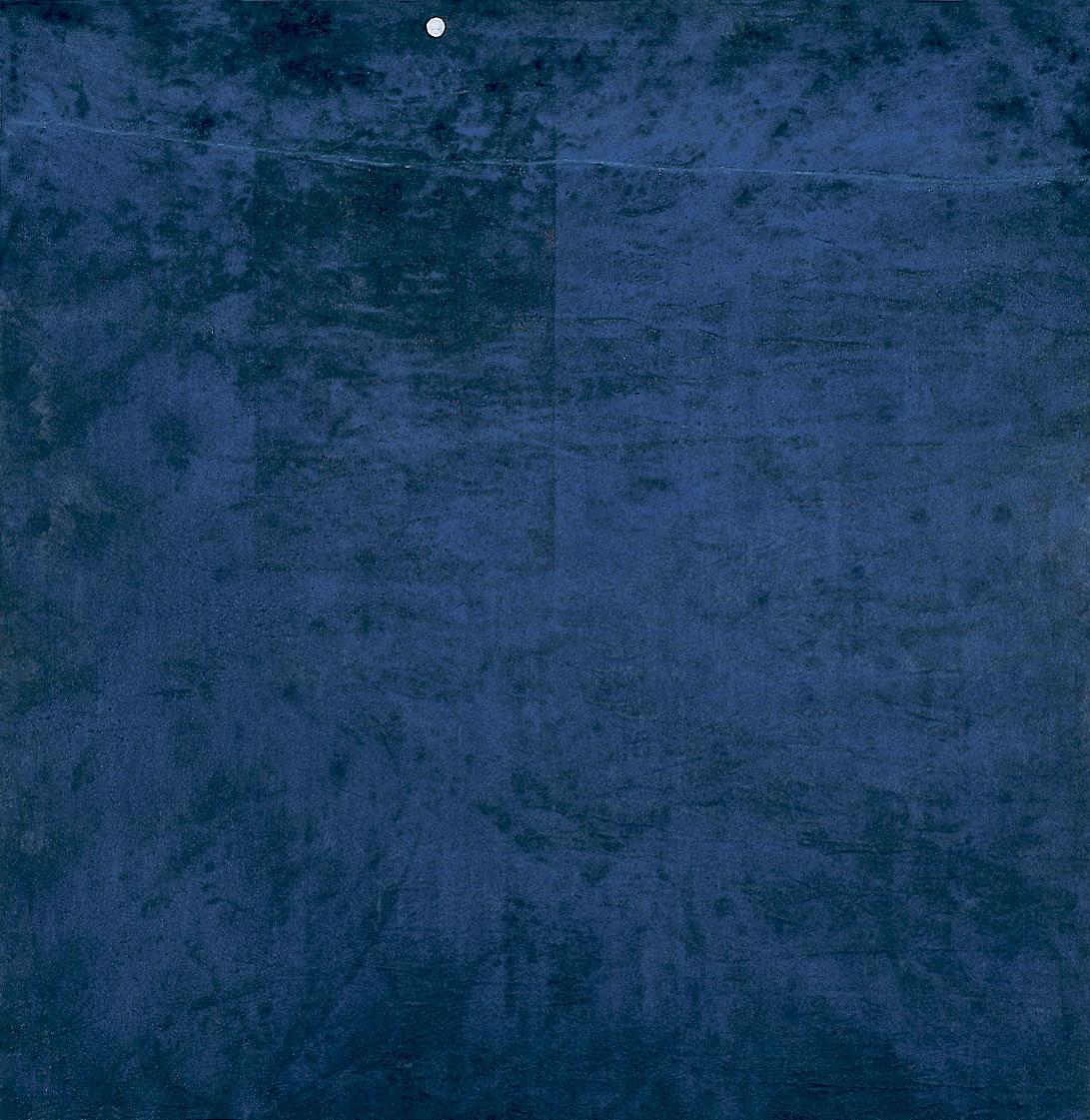 Sense títol,  pintura sobre tela, 120 x 120 centímetres 1997