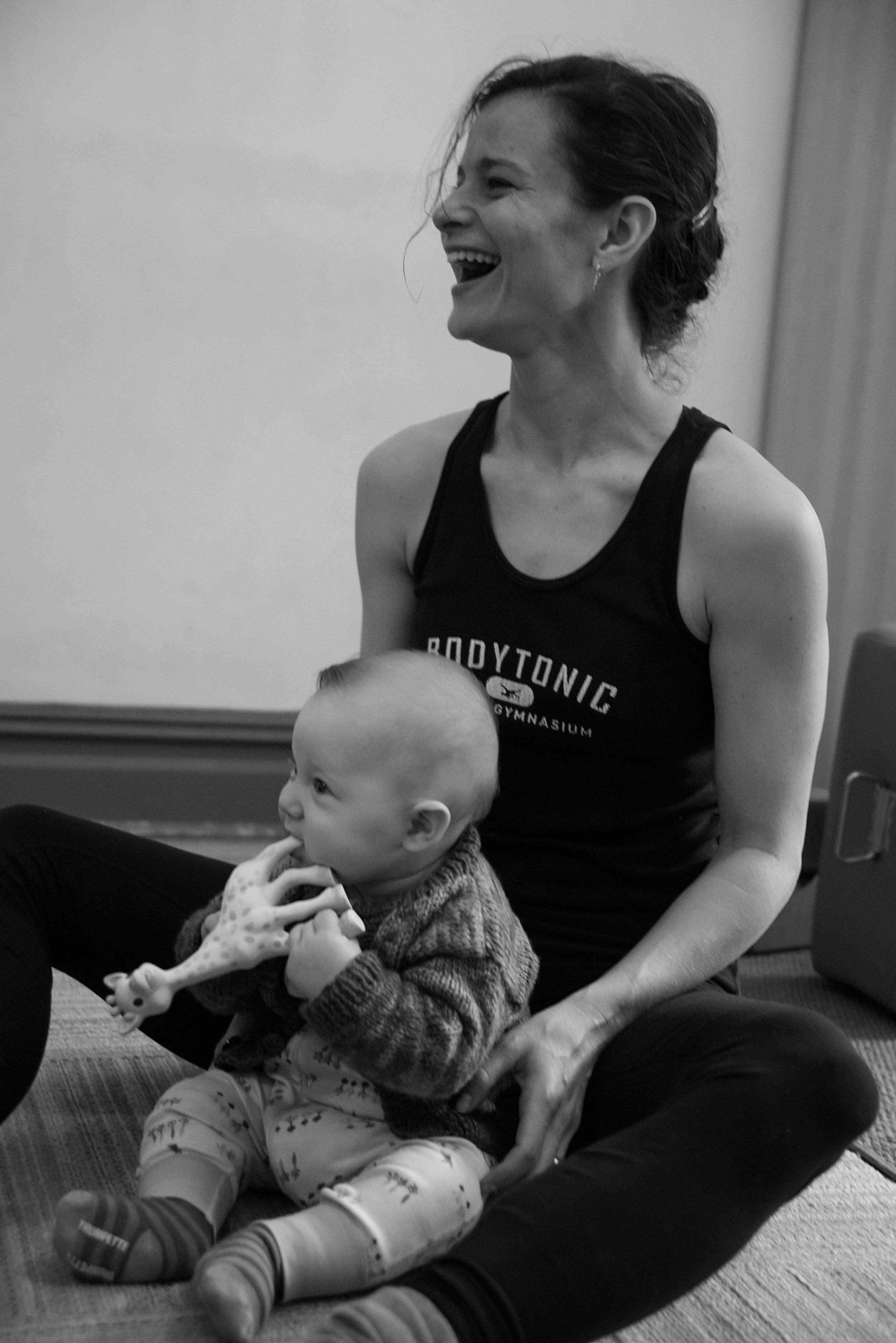 Postnatal Classes at BodyTonic Pilates