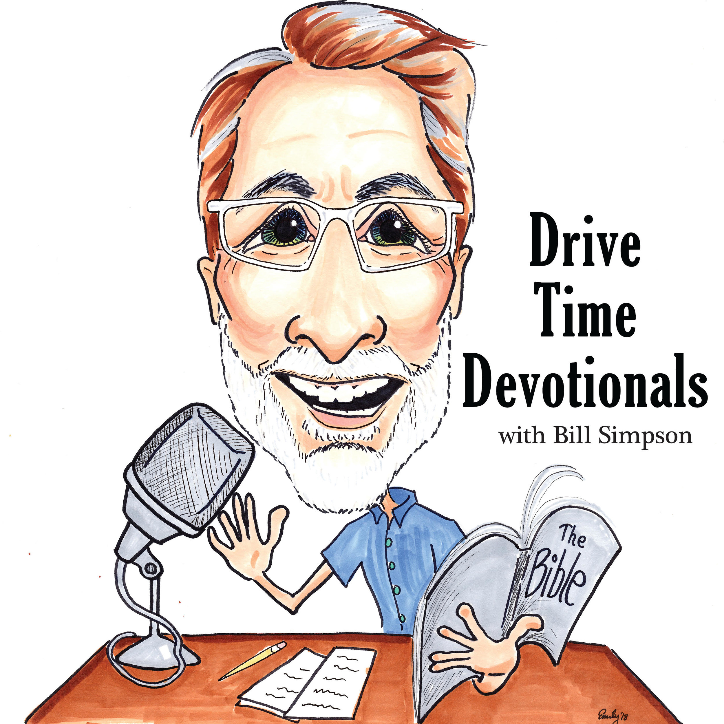 10 Minutes a Day - To remain grounded in Christ and to feed your soul, daily intake is critical. Enrich your confidence and enlighten your mind.Listen here on iTunes