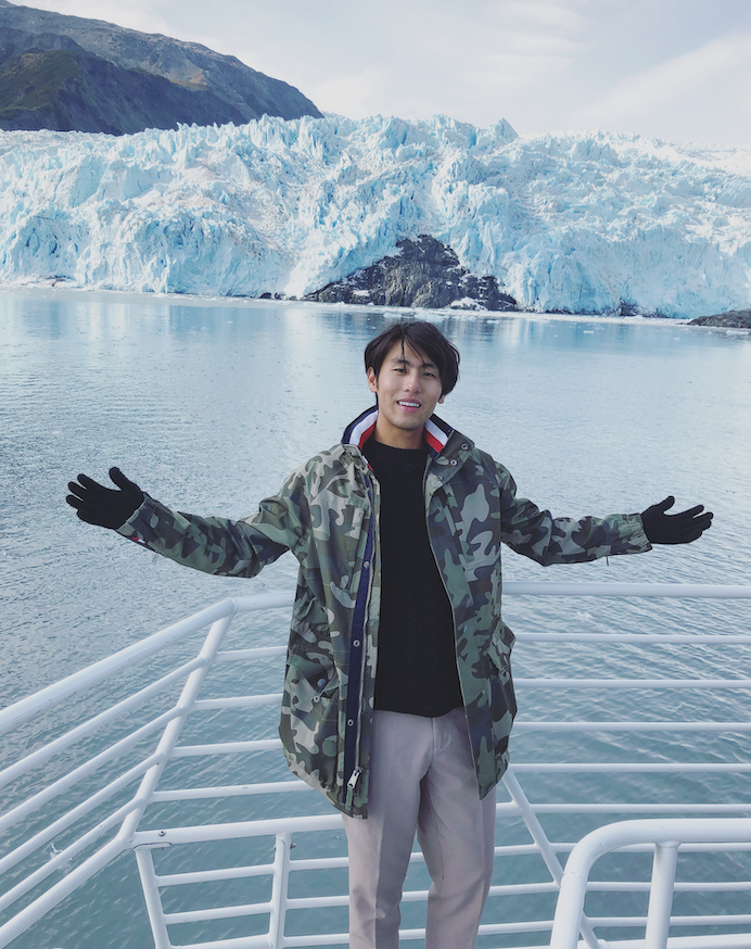 My time in USA was so amazing, I got a lot of friends with many countries and differences of culture. I'm so happy to join this program. Moreover, I went to the place that I was dreaming to go when I was a kid, which is Alaska. I would like to say thank you to all of you that make this program for us. I really appreciate for everything.  Thanat Kasayapanand / Thailand  Six Flags Magic Mountain / Valencia, CA