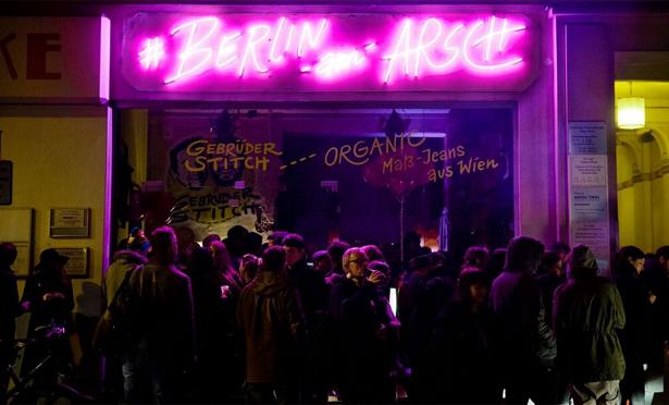 Berlin Opening 2015