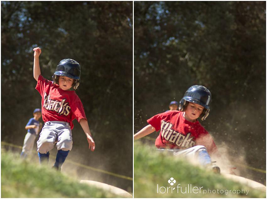 aidan baseball collage