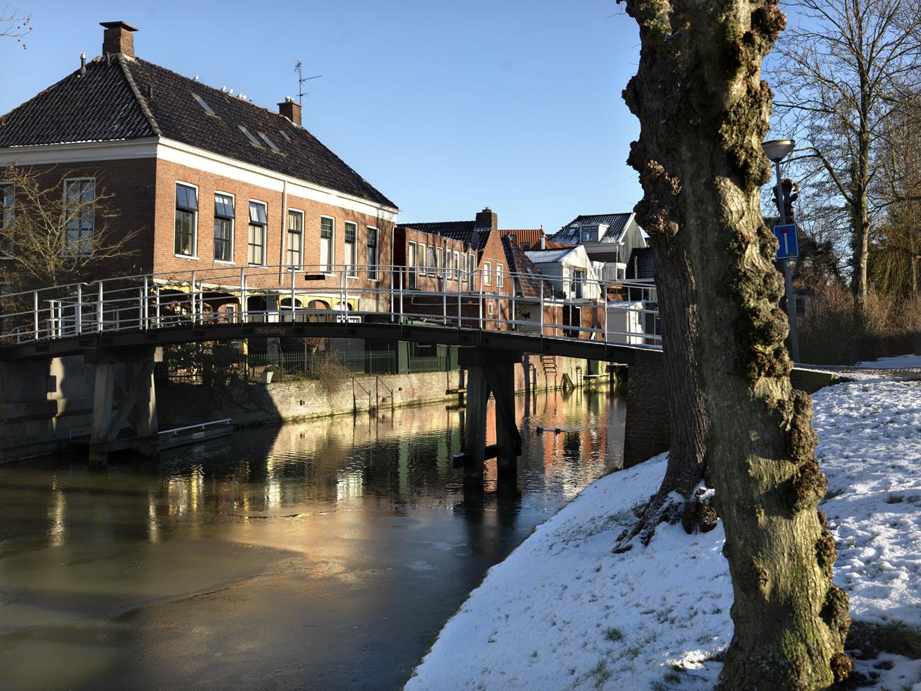 Appingedam is een prachtig oud dorpje helemaal boven in Groningen.