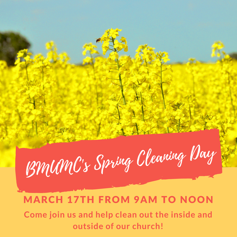 BMUMC's Spring Cleaning Day.png